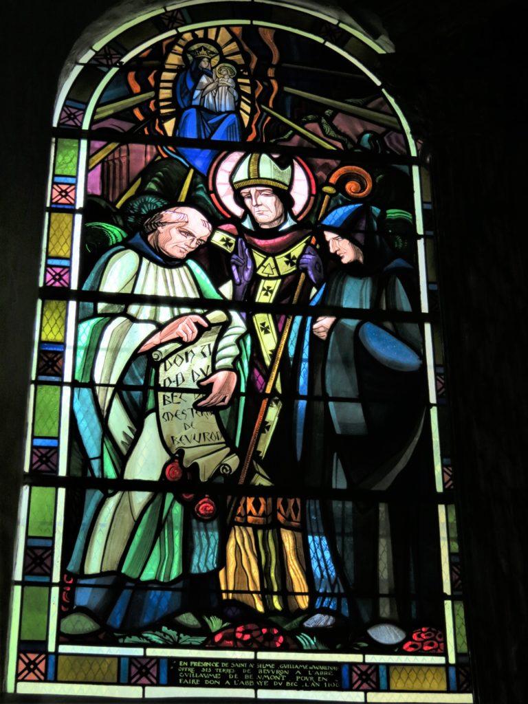 Guillaume de Montfort 3e Abbe du Bec 1