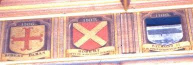 Armes de Montfort Versailles Robert II 2
