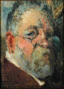 Portrait Albert Lebourg