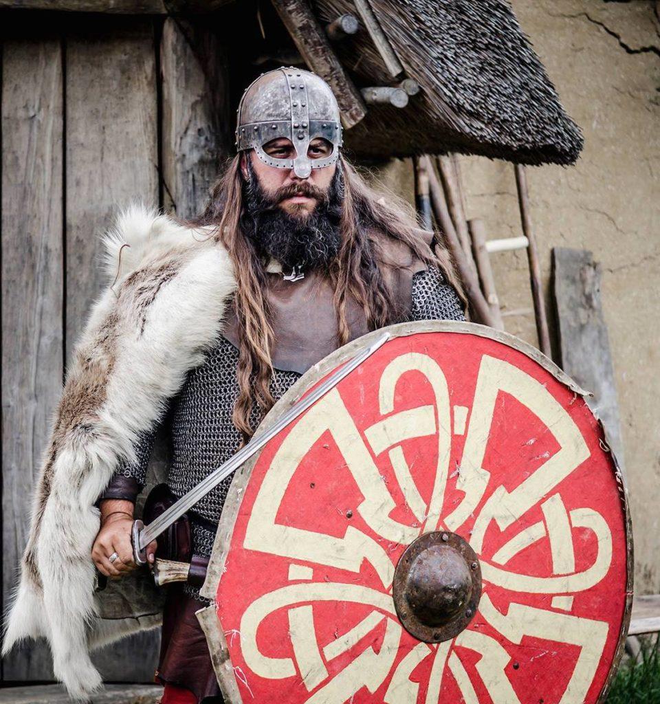 Viking affiche recoupee