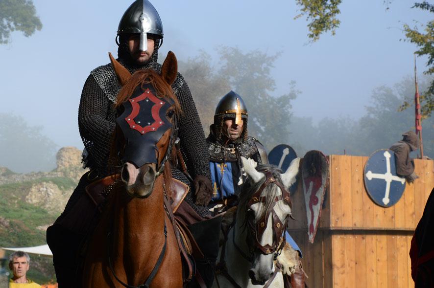 cavaliers normands Montfort
