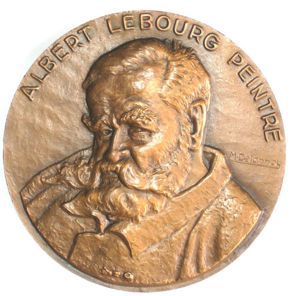 medaillon Lebourg recto