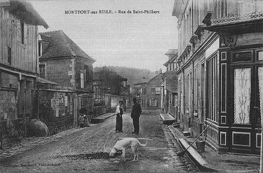 rue de St Philbert