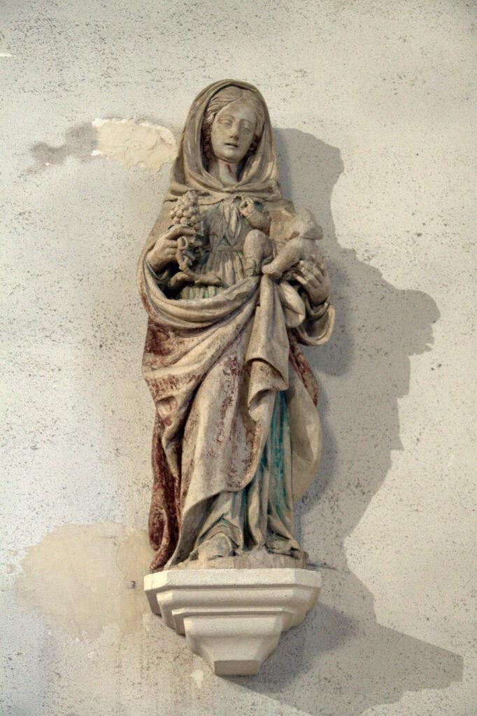Notre Dame de Montfort XV11e