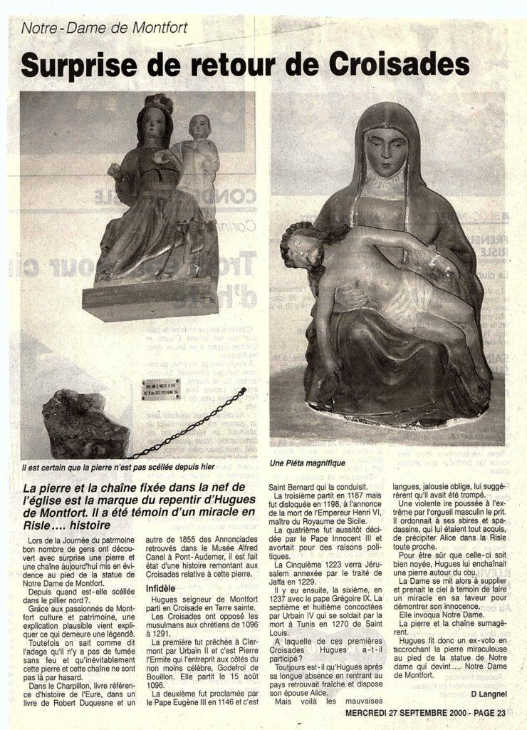 Pieta eglise 1